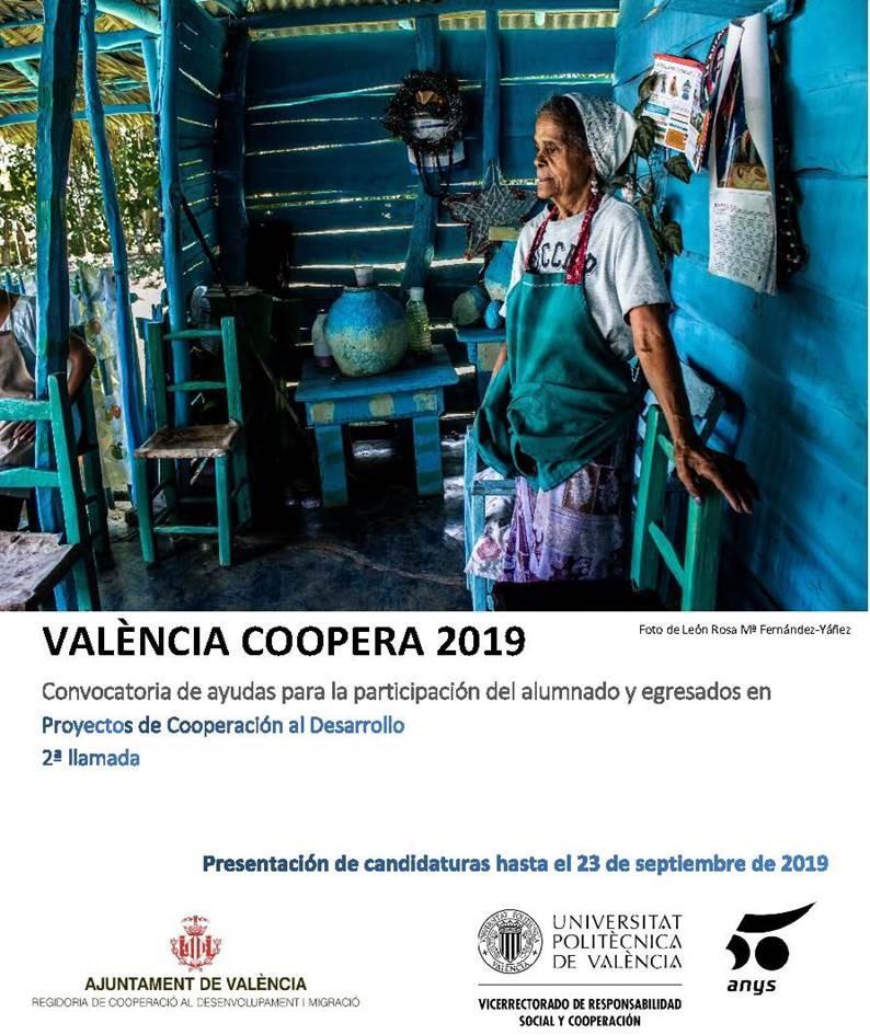 Valencia Coopera 2019